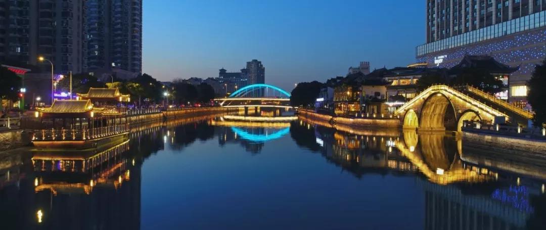 中国大运河常州城区段照明设计 景观照明专委会